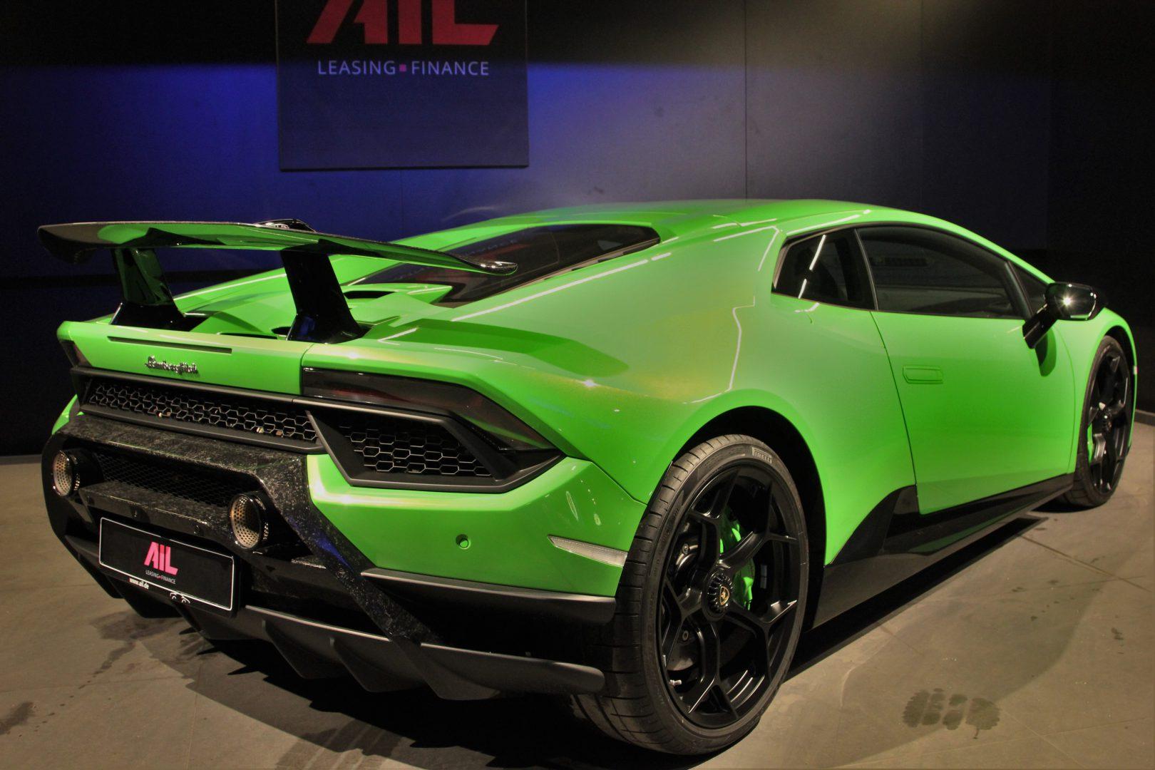 AIL Lamborghini Huracan Performante LP 640-4 Style Paket  1