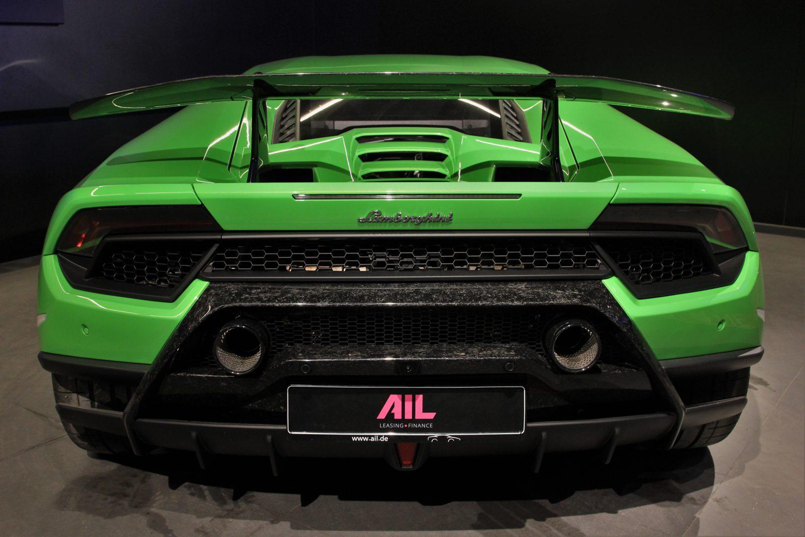 AIL Lamborghini Huracan Performante LP 640-4 Style Paket  6