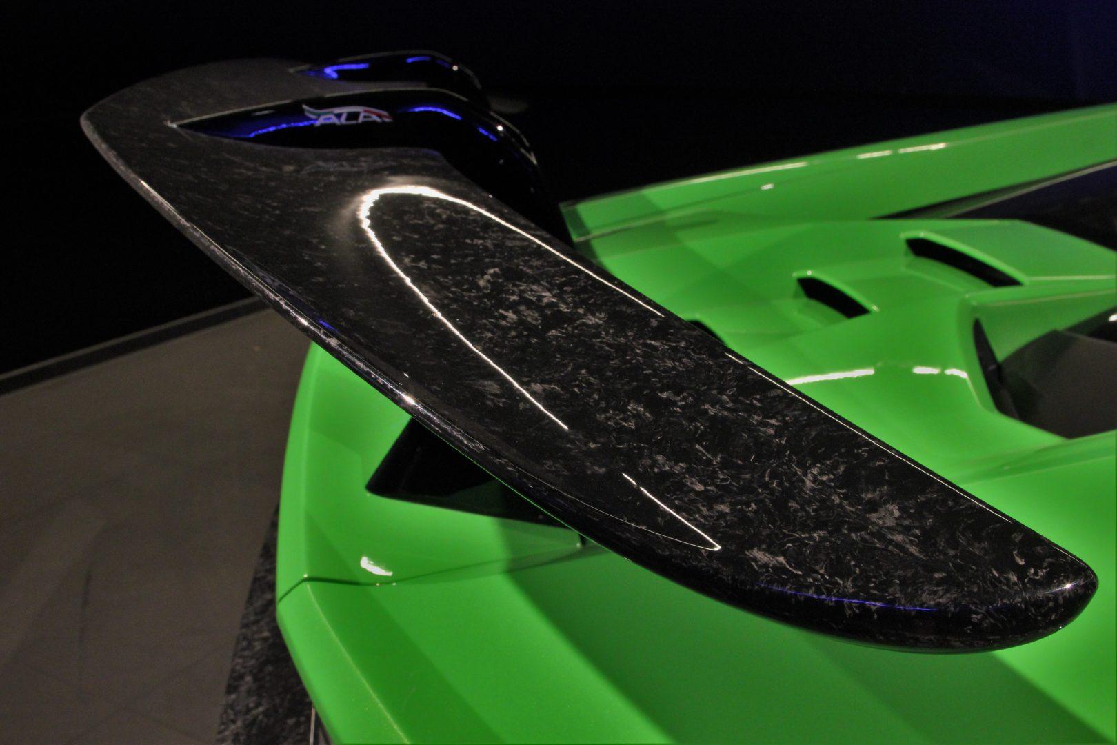 AIL Lamborghini Huracan Performante LP 640-4 Style Paket  8