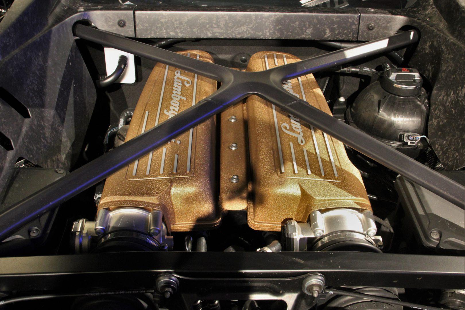 AIL Lamborghini Huracan Performante LP 640-4 Style Paket  15