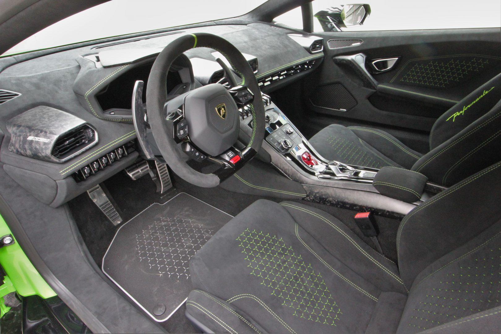 AIL Lamborghini Huracan Performante LP 640-4 Style Paket  16