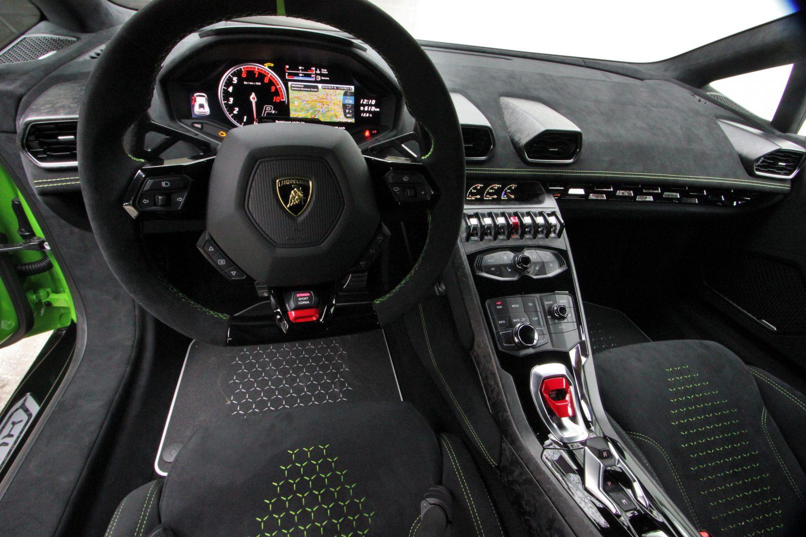 AIL Lamborghini Huracan Performante LP 640-4 Style Paket  9