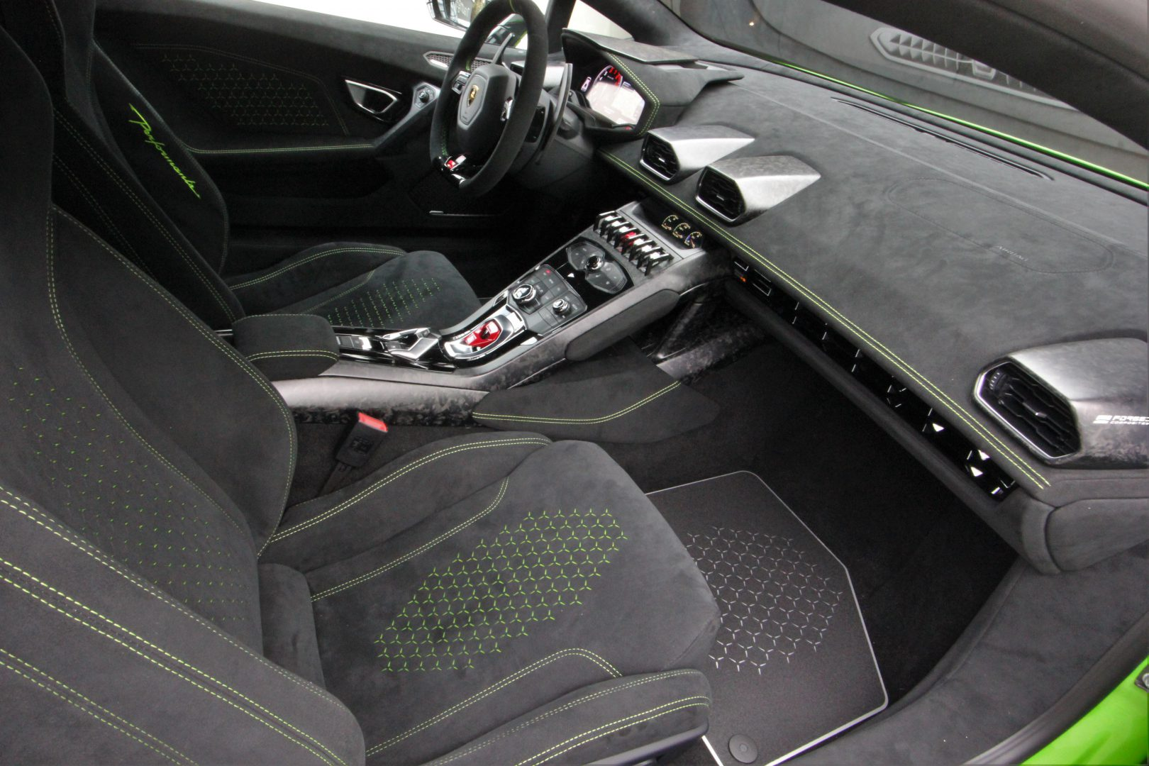 AIL Lamborghini Huracan Performante LP 640-4 Style Paket  4
