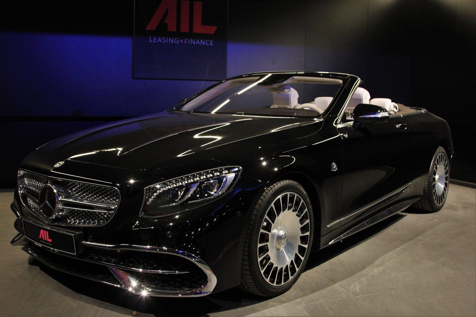 AIL Mercedes-Benz S650 MAYBACH V12 Exklusiv-Paket 15