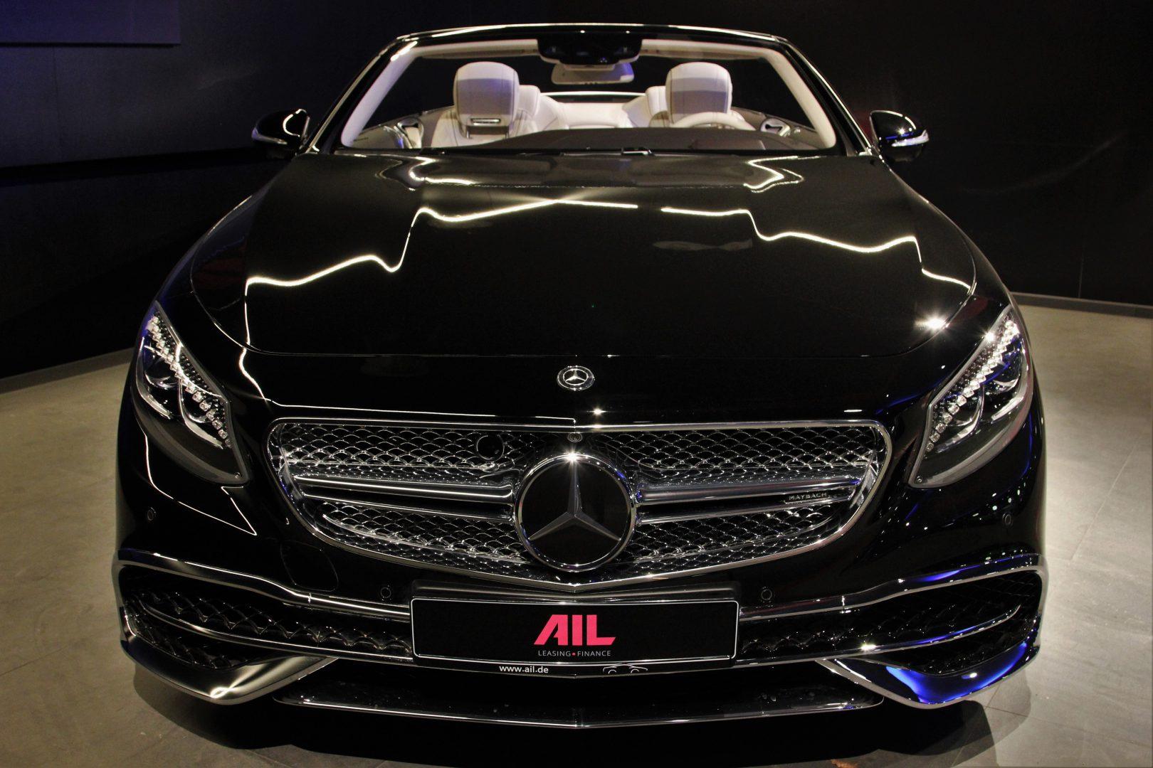 AIL Mercedes-Benz S650 MAYBACH V12 Exklusiv-Paket 2