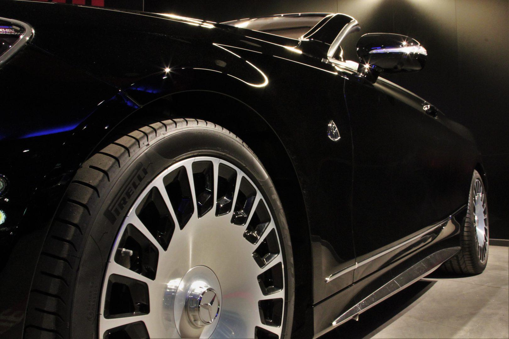 AIL Mercedes-Benz S650 MAYBACH V12 Exklusiv-Paket 12