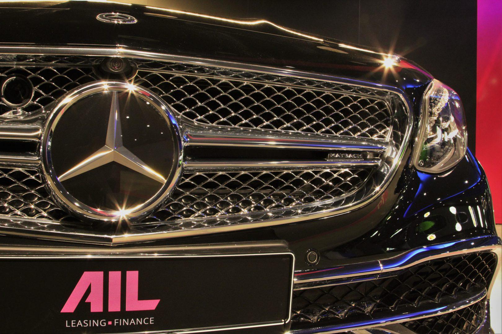 AIL Mercedes-Benz S650 MAYBACH V12 Exklusiv-Paket 6