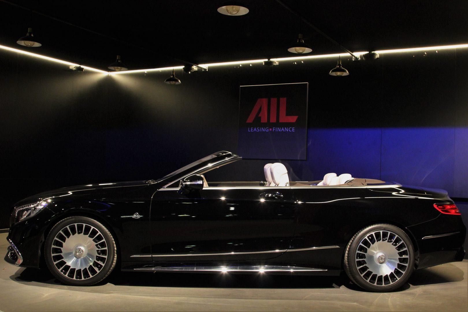 AIL Mercedes-Benz S650 MAYBACH V12 Exklusiv-Paket 4