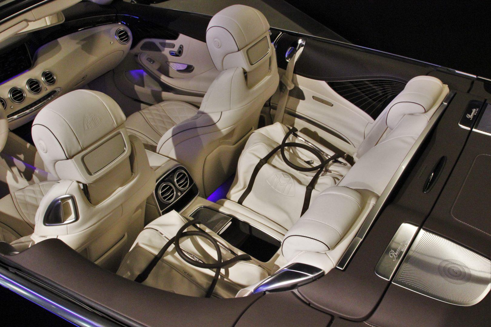 AIL Mercedes-Benz S650 MAYBACH V12 Exklusiv-Paket 9