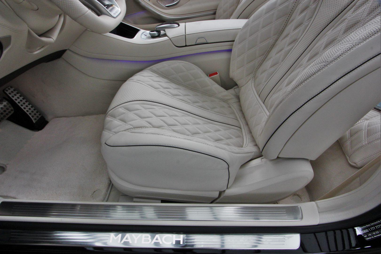 AIL Mercedes-Benz S650 MAYBACH V12 Exklusiv-Paket 16