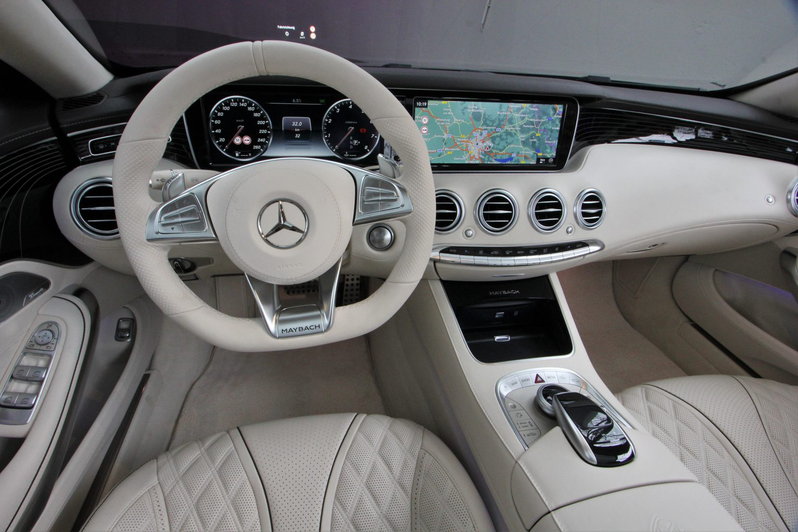 AIL Mercedes-Benz S650 MAYBACH V12 Exklusiv-Paket 1