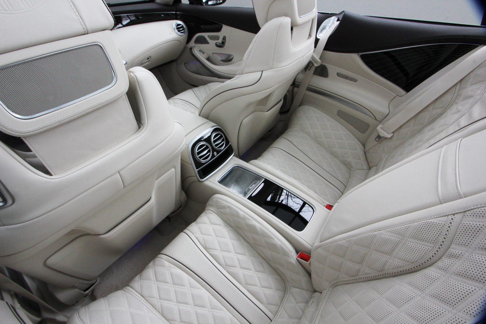 AIL Mercedes-Benz S650 MAYBACH V12 Exklusiv-Paket 5