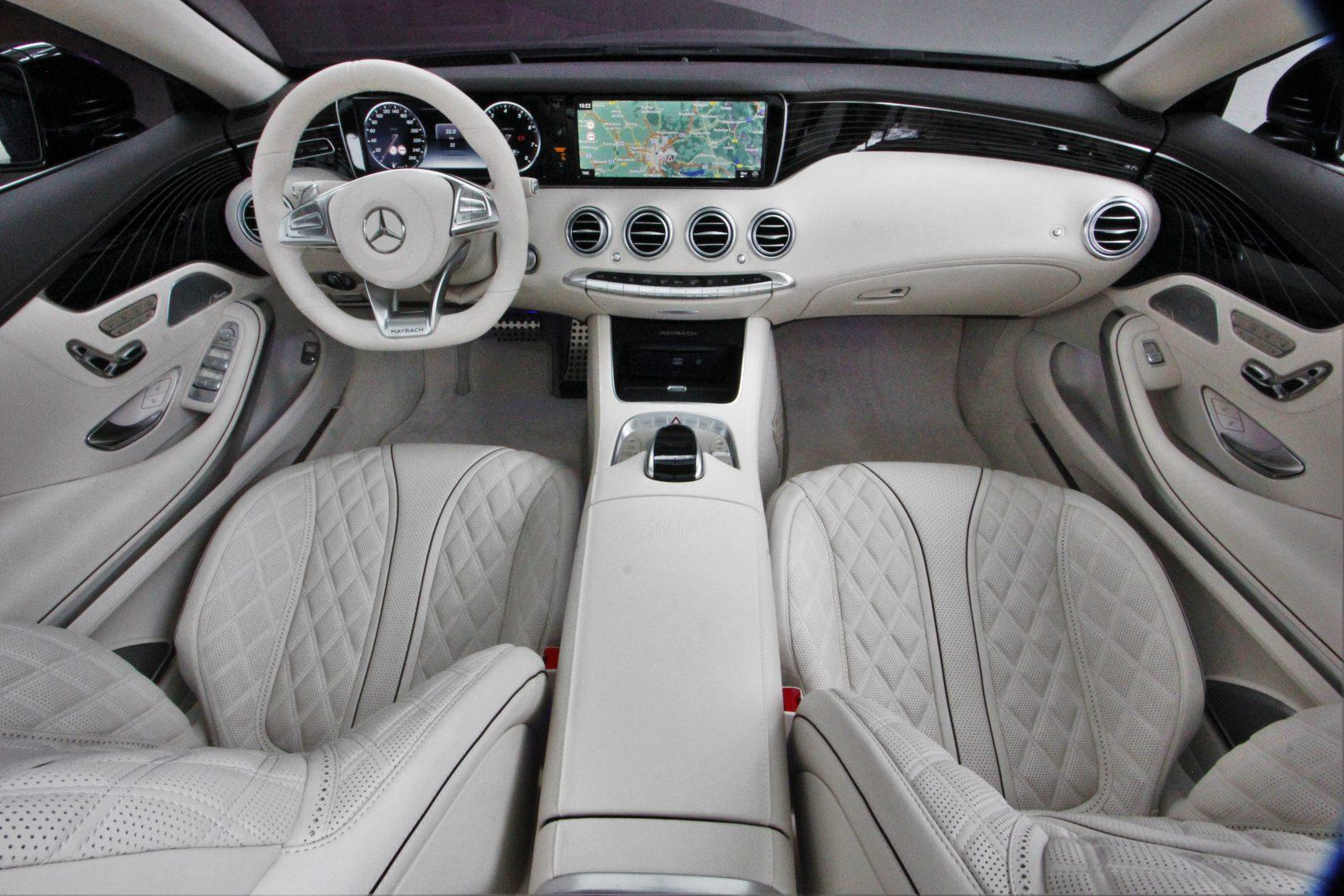 AIL Mercedes-Benz S650 MAYBACH V12 Exklusiv-Paket 7