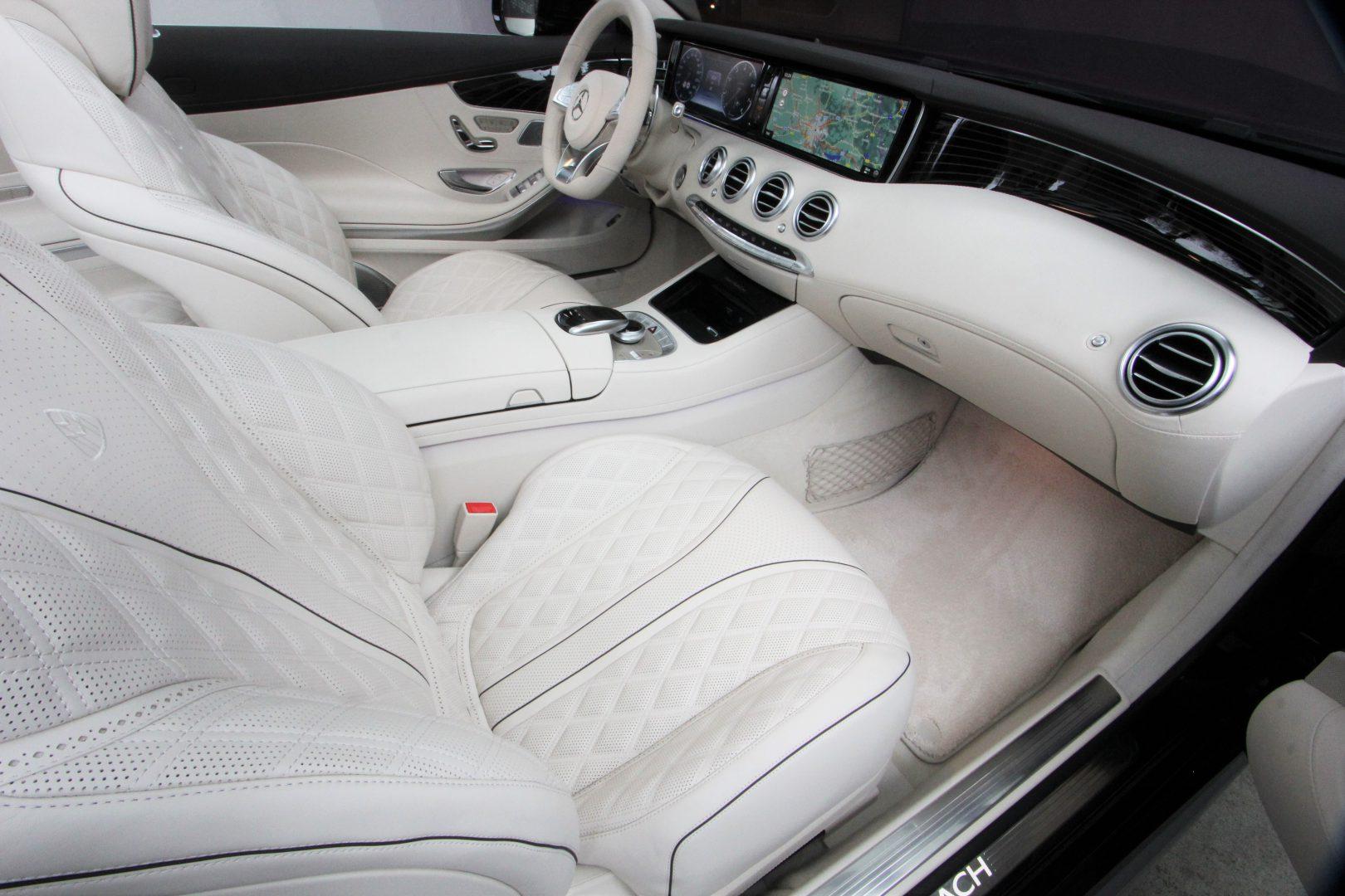 AIL Mercedes-Benz S650 MAYBACH V12 Exklusiv-Paket 11