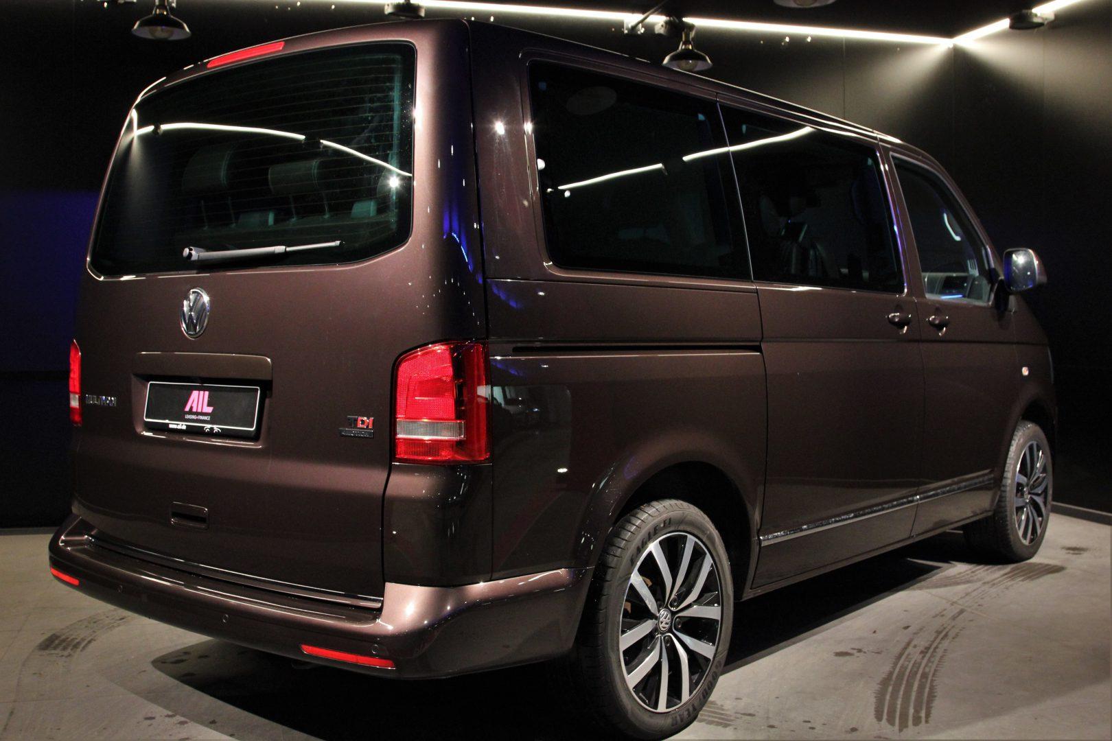 AIL VW T5 Bus Multivan Highline 4Motion 3