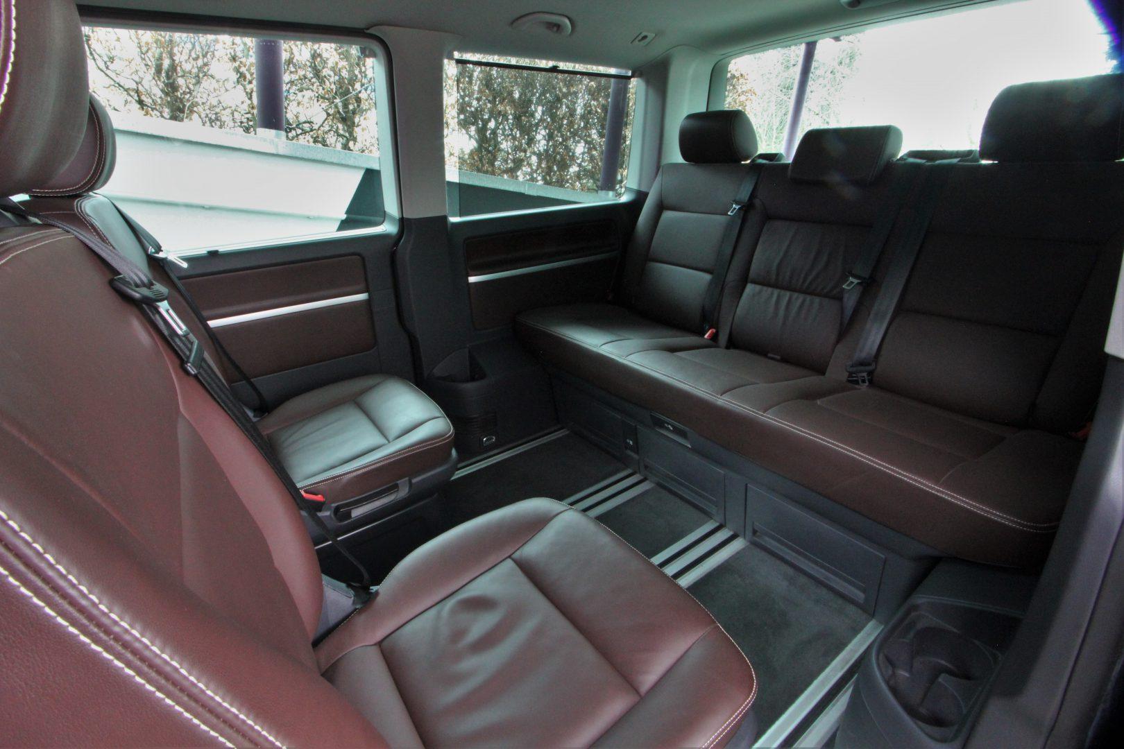 AIL VW T5 Bus Multivan Highline 4Motion 8