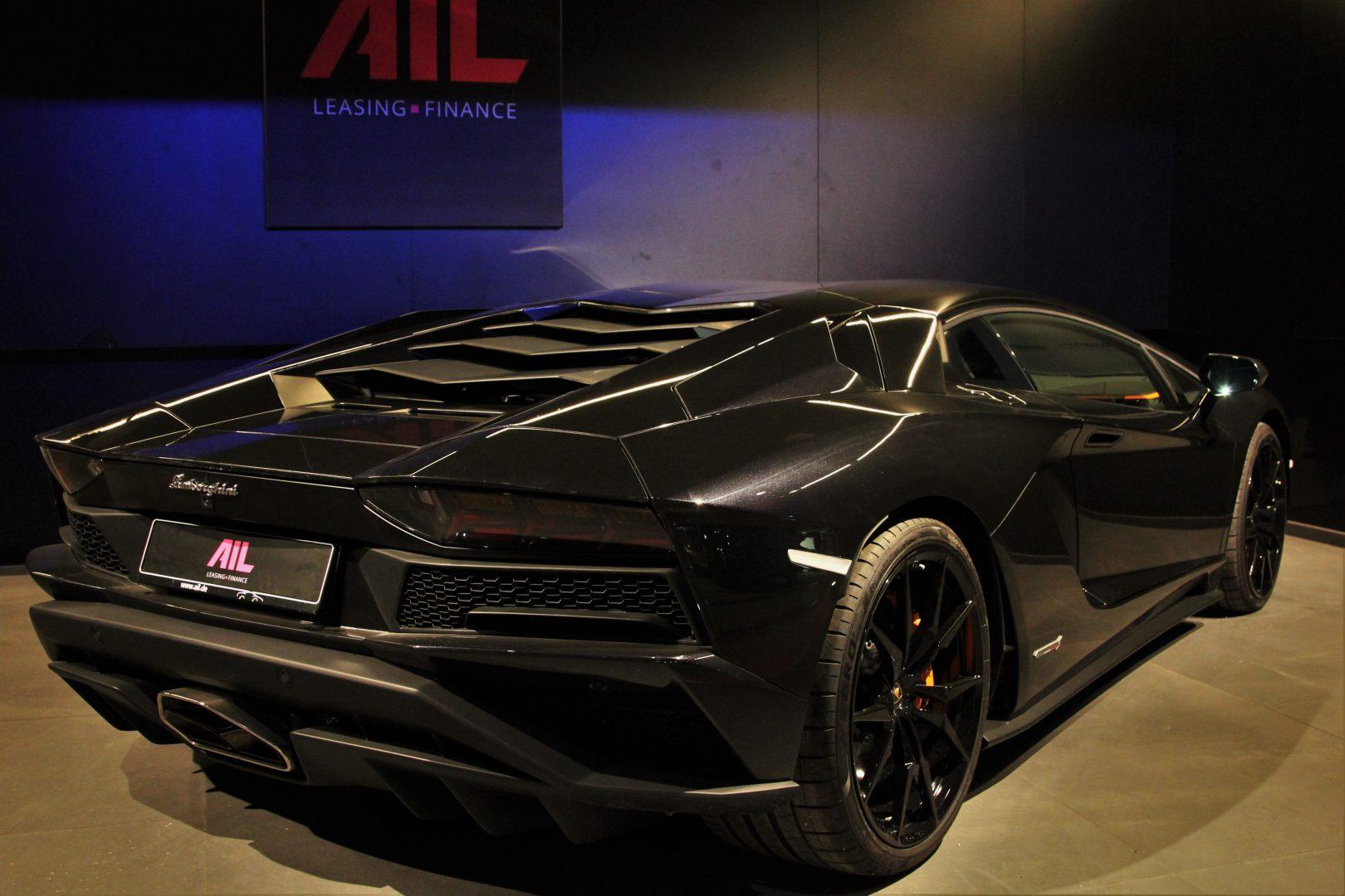 AIL Lamborghini Aventador S LP740-4 Branding Paket  1