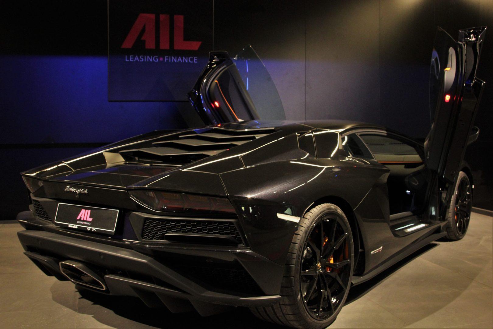 AIL Lamborghini Aventador S LP740-4 Branding Paket  11