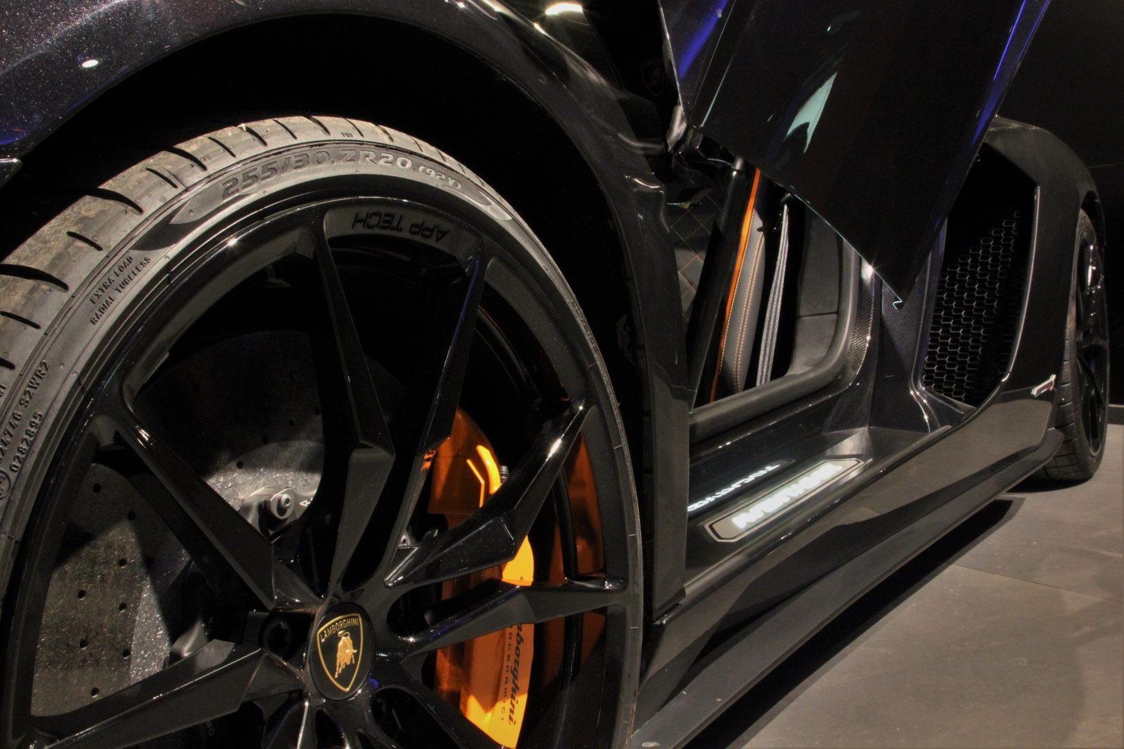 AIL Lamborghini Aventador S LP740-4 Branding Paket  12
