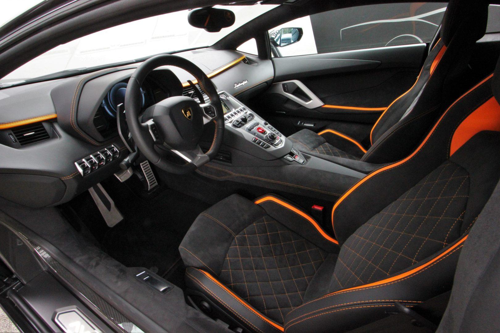 AIL Lamborghini Aventador S LP740-4 Branding Paket  2