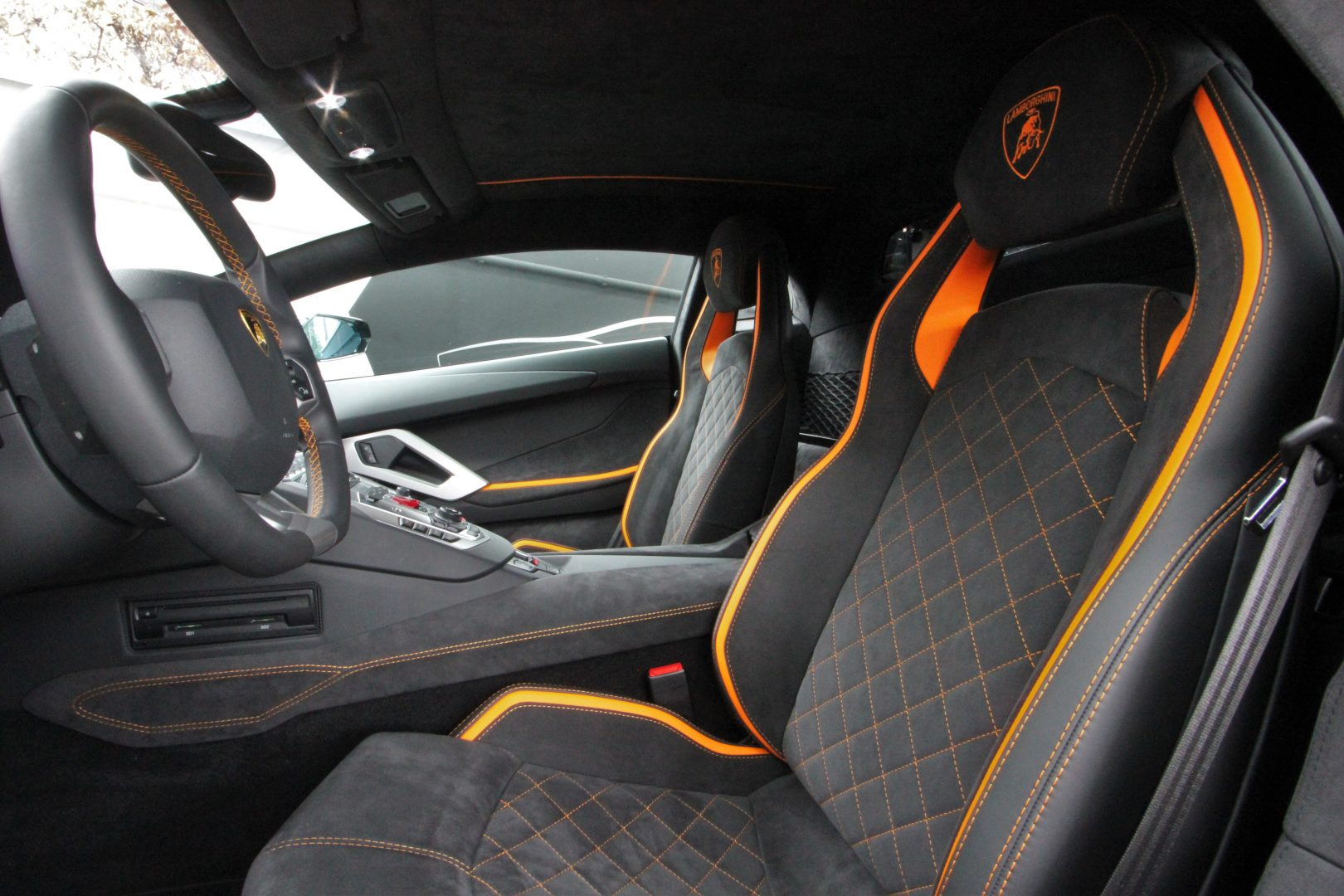 AIL Lamborghini Aventador S LP740-4 Branding Paket  4