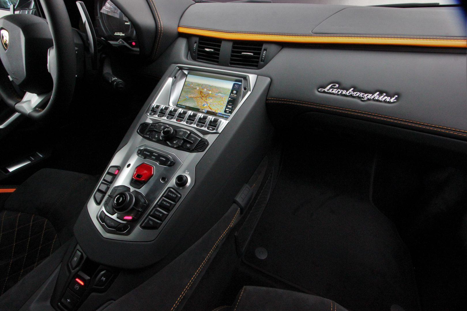 AIL Lamborghini Aventador S LP740-4 Branding Paket  15