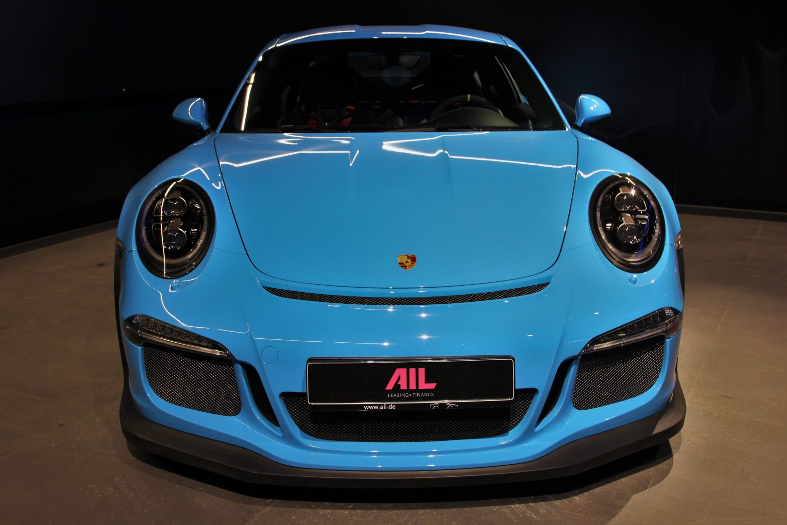 AIL Porsche 911 991 GT3 RS Clubsport Paket LIFT  10