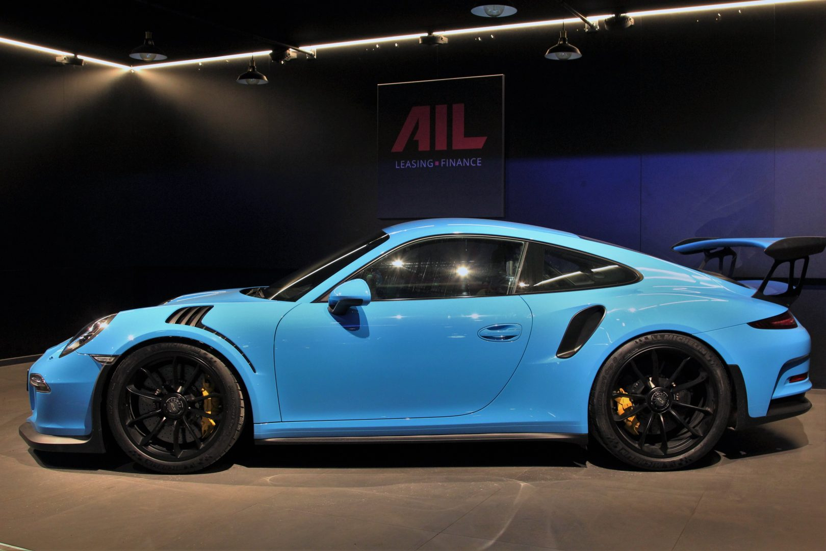 AIL Porsche 911 991 GT3 RS Clubsport Paket LIFT  3