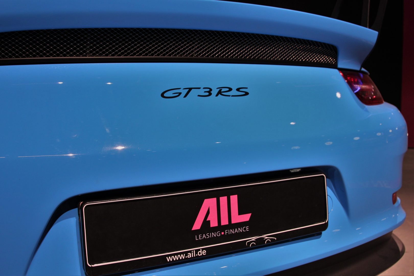 AIL Porsche 911 991 GT3 RS Clubsport Paket LIFT  12