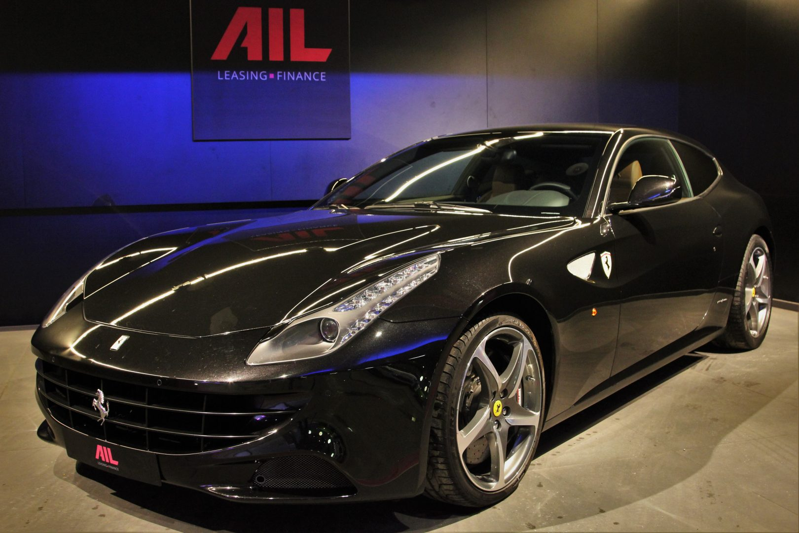 AIL Ferrari FF V12 Carbon Ceramic Brake 8