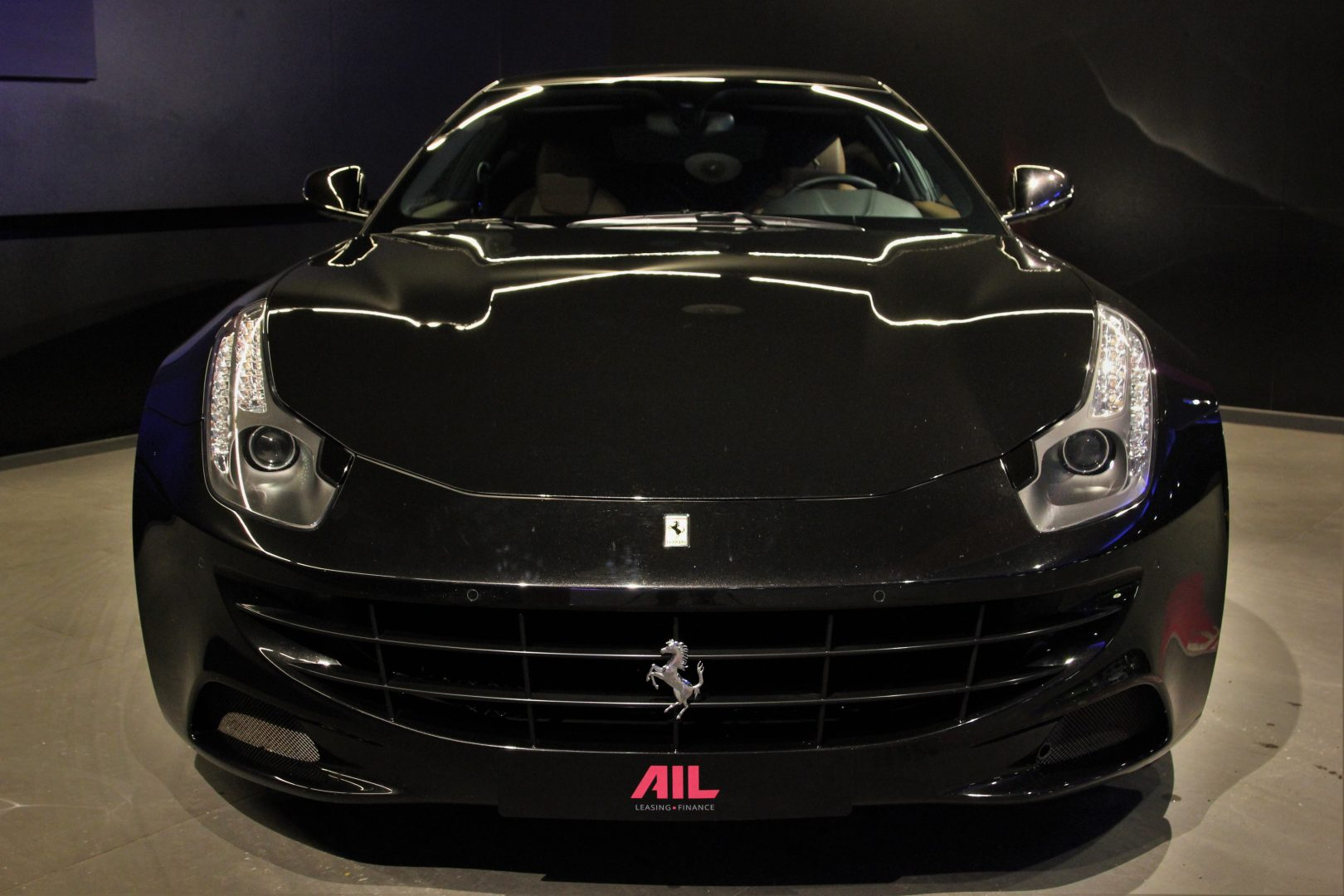 AIL Ferrari FF 7