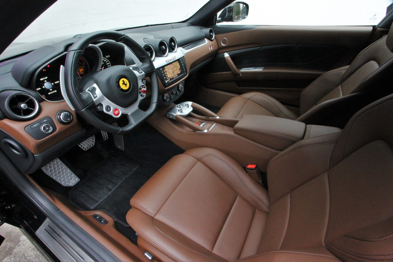 AIL Ferrari FF 9