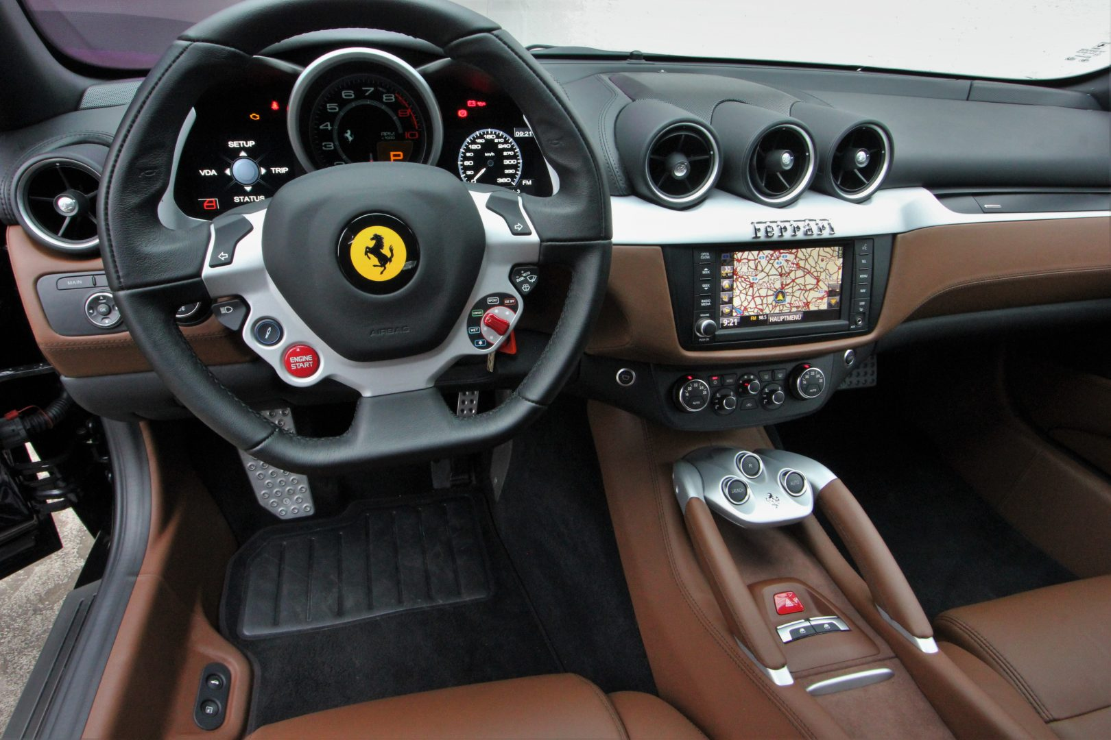 AIL Ferrari FF V12 Carbon Ceramic Brake 1