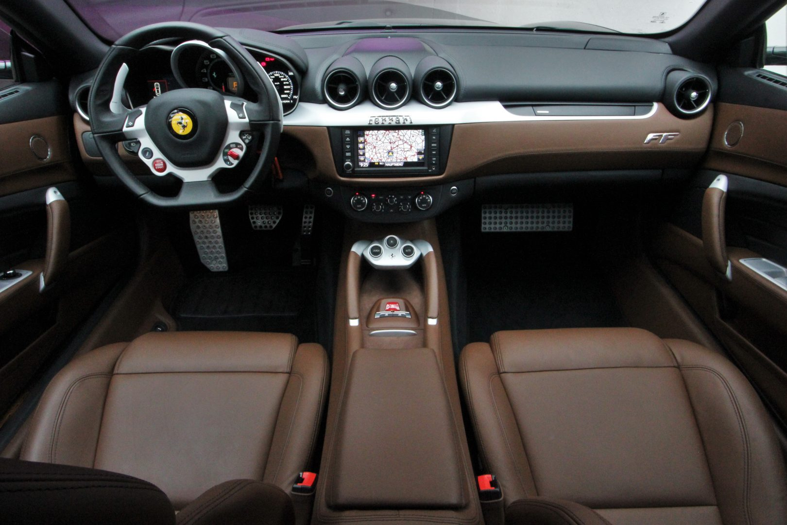 AIL Ferrari FF V12 Carbon Ceramic Brake 10