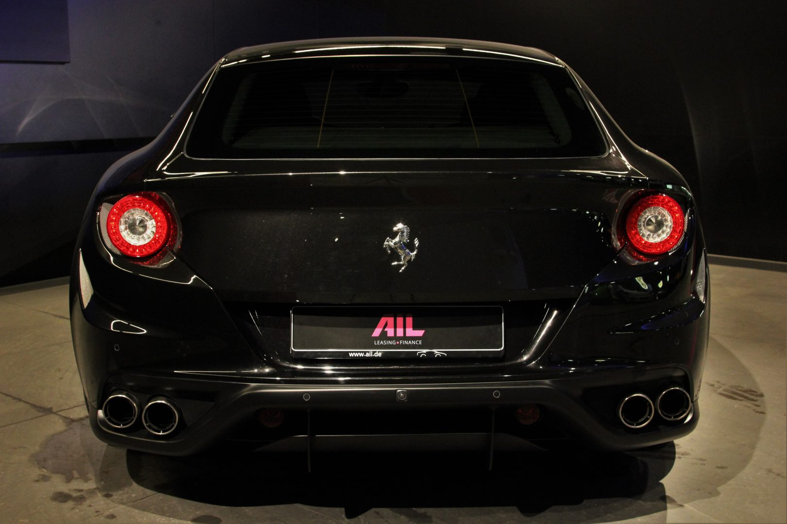 AIL Ferrari FF V12 Carbon Ceramic Brake 4