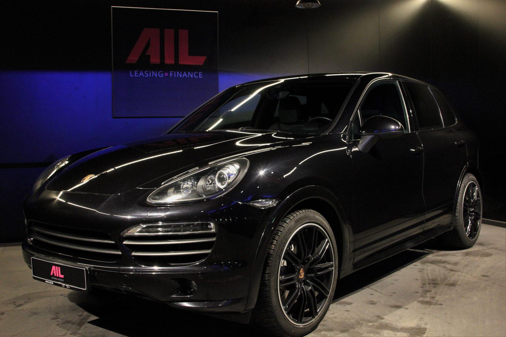 AIL Porsche Cayenne S Diesel  9