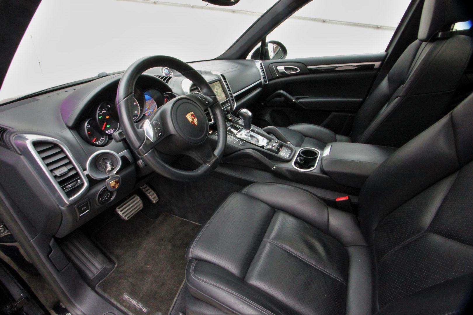 AIL Porsche Cayenne S Diesel  1