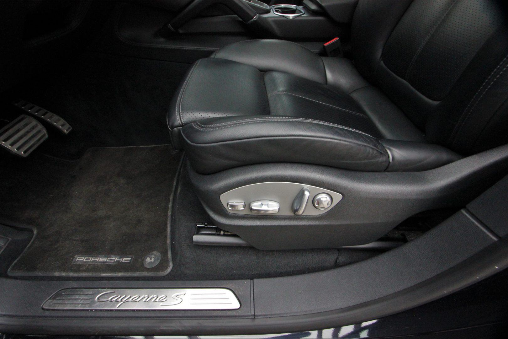 AIL Porsche Cayenne S Diesel  11