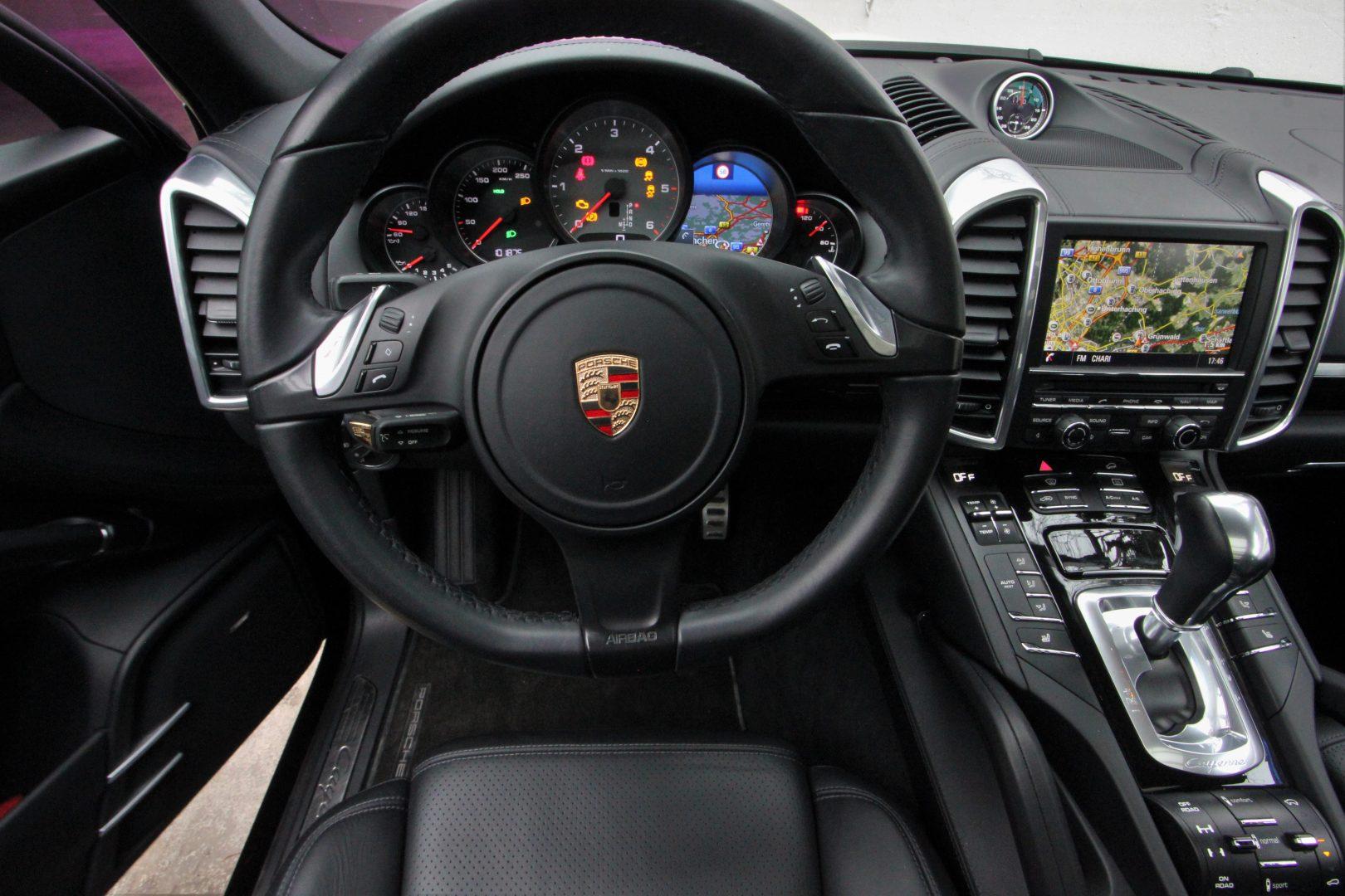AIL Porsche Cayenne S Diesel  10