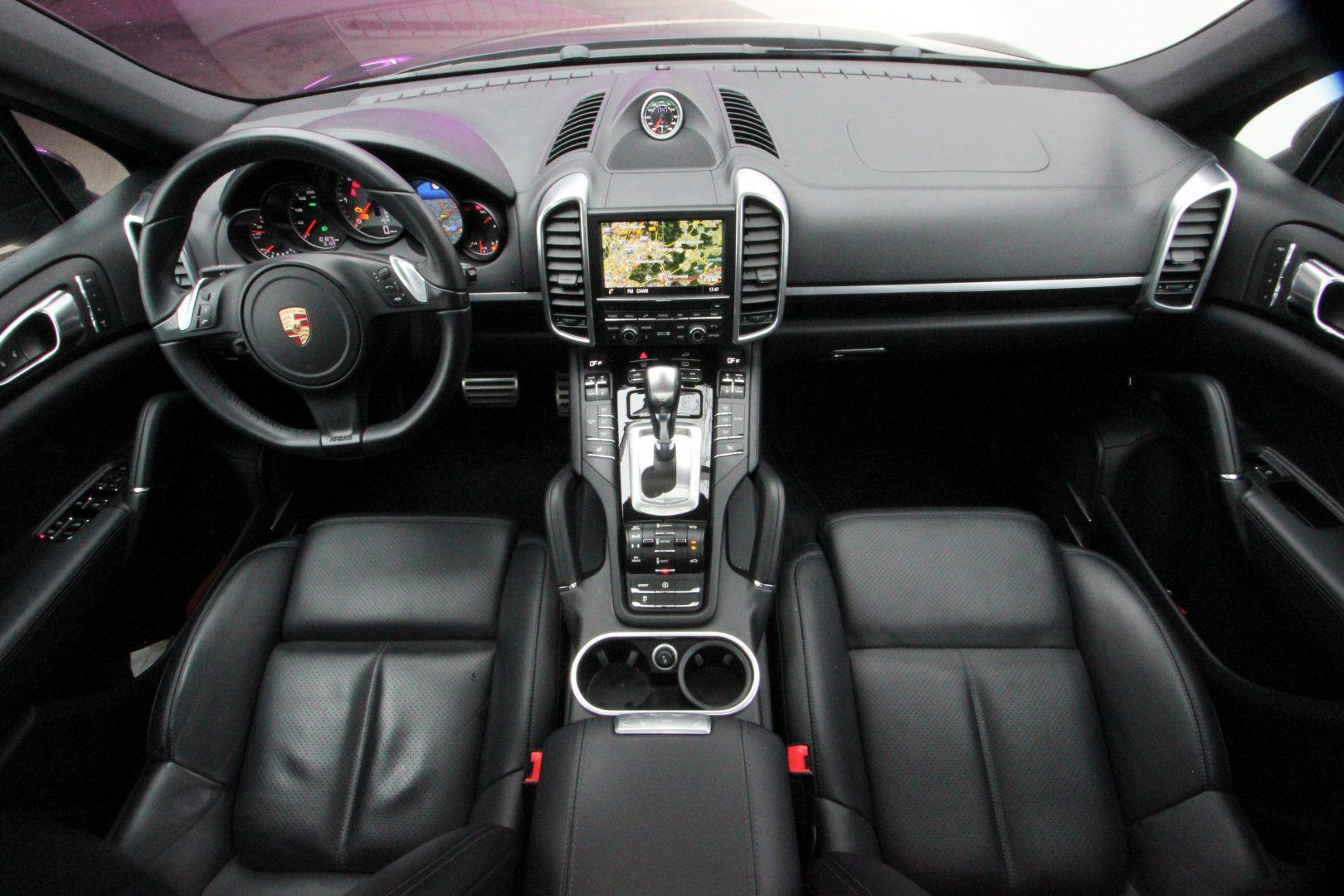 AIL Porsche Cayenne S Diesel  4