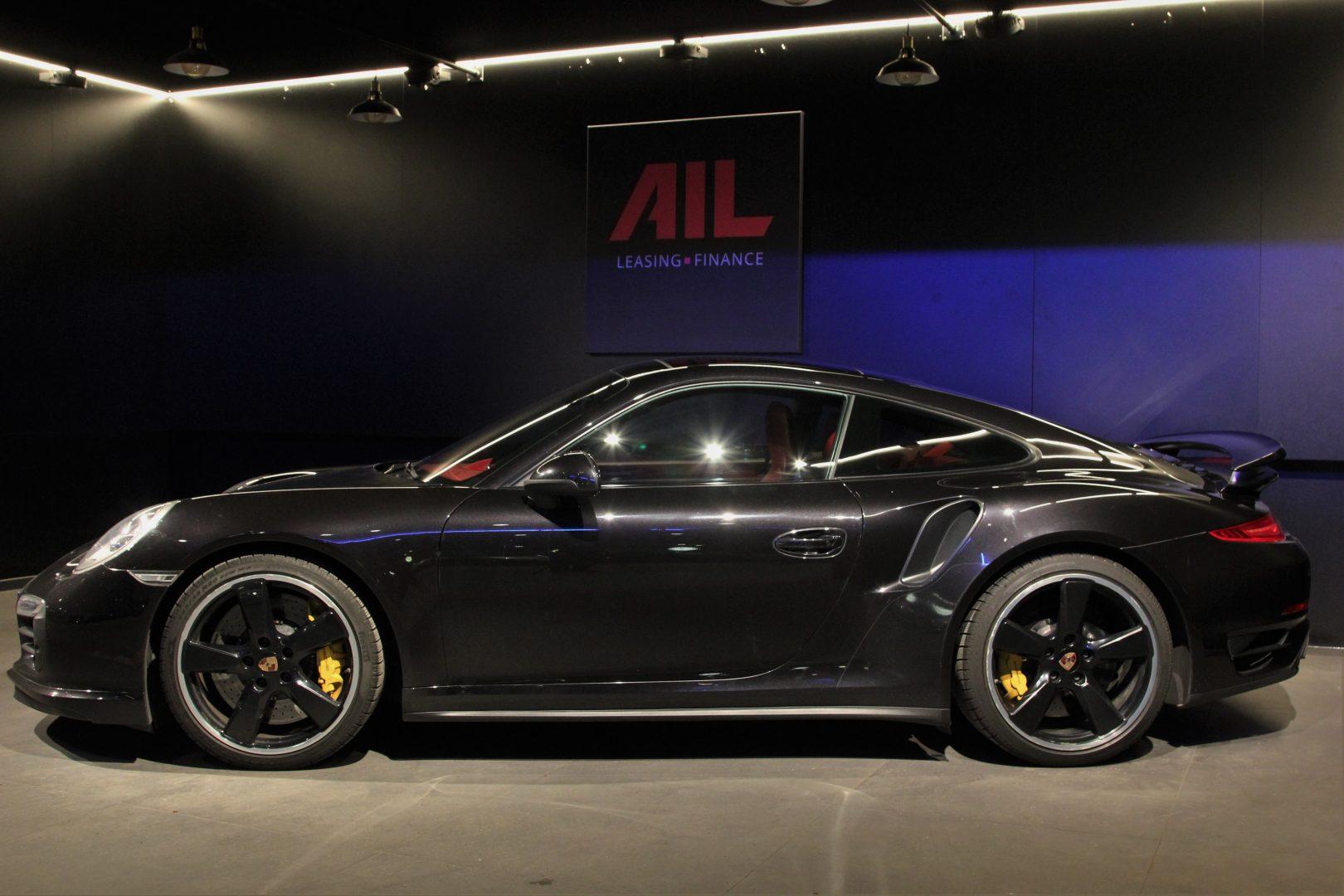 AIL Porsche 911 991 Turbo S  4