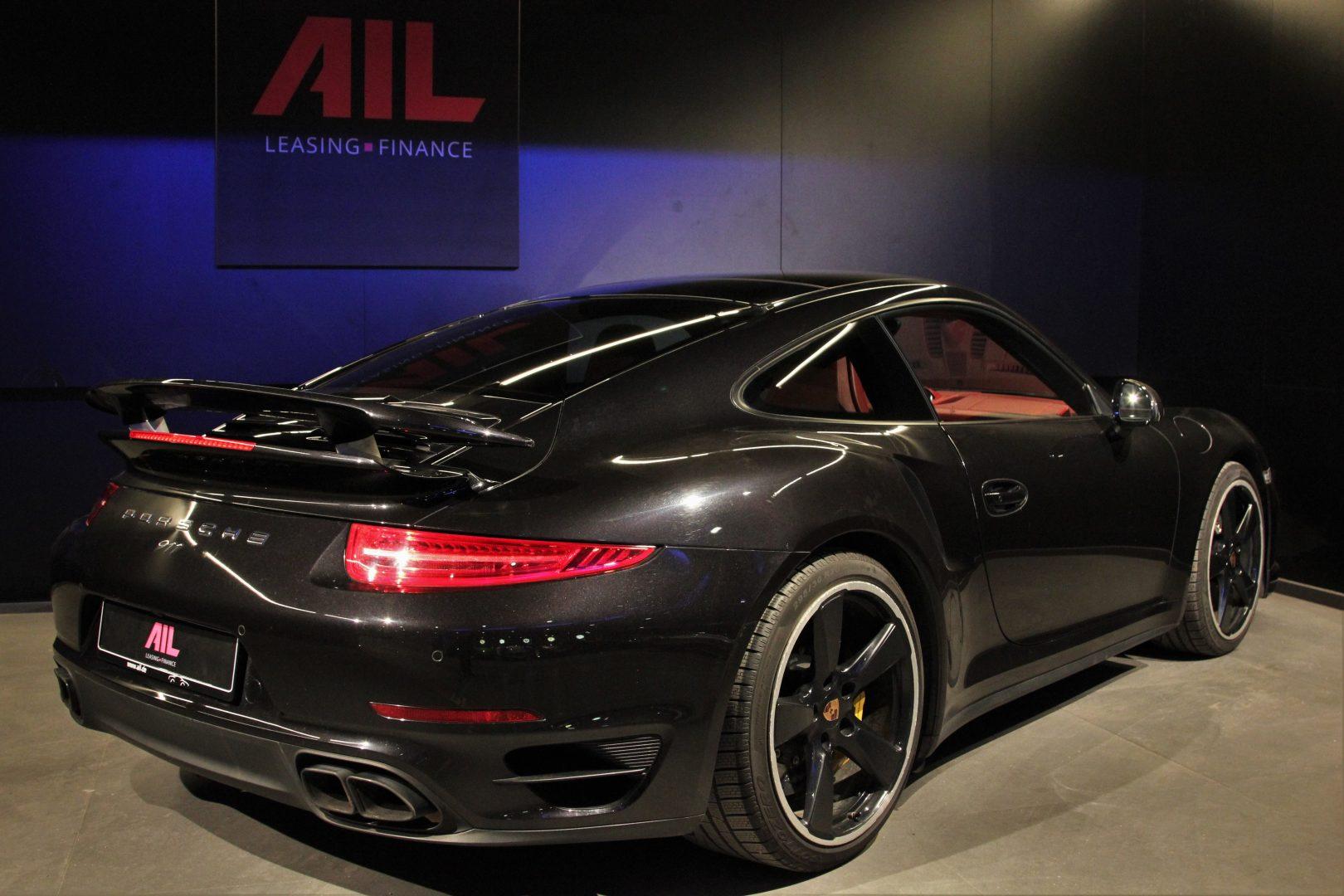 AIL Porsche 911 991 Turbo S  2