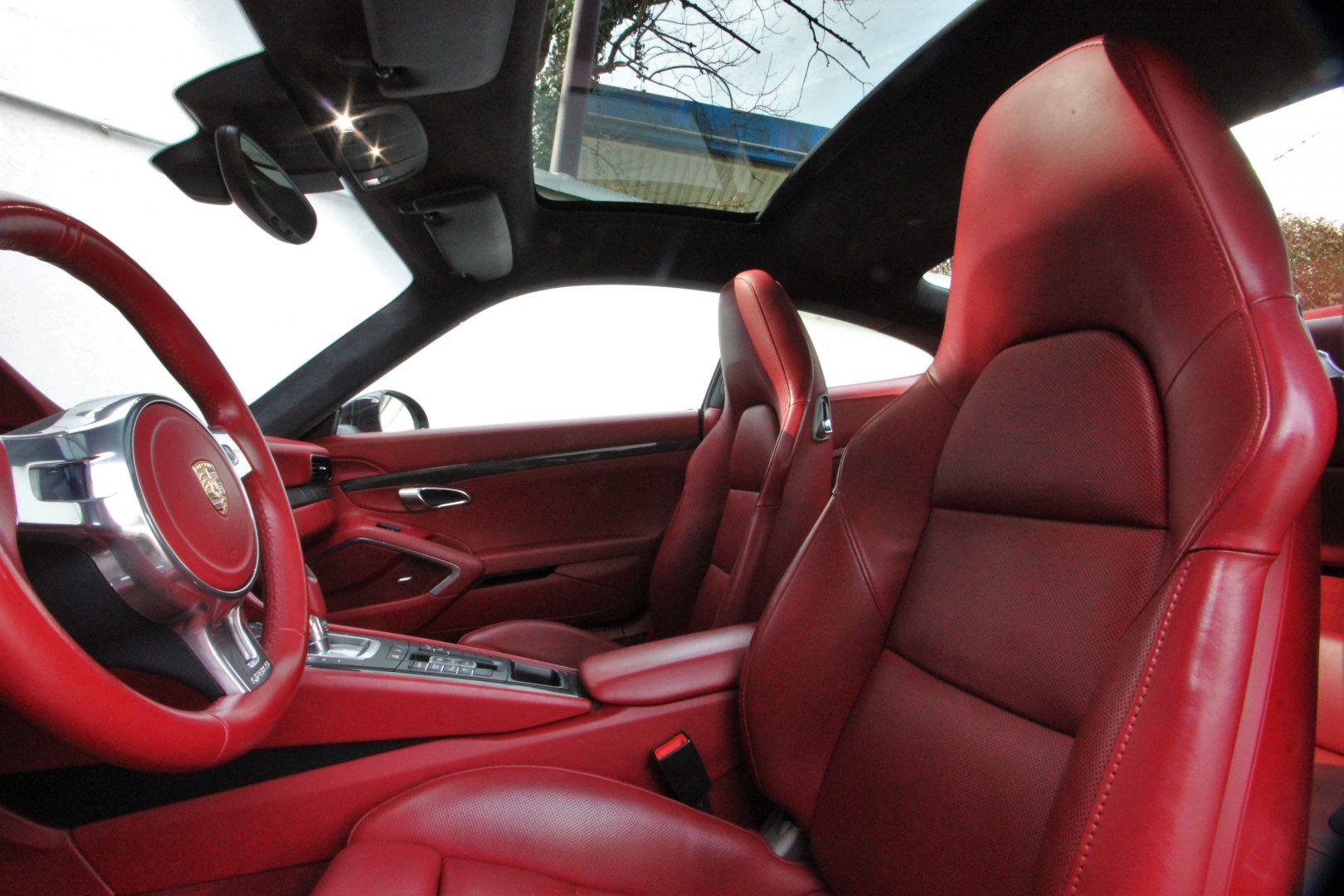 AIL Porsche 911 991 Turbo S  3