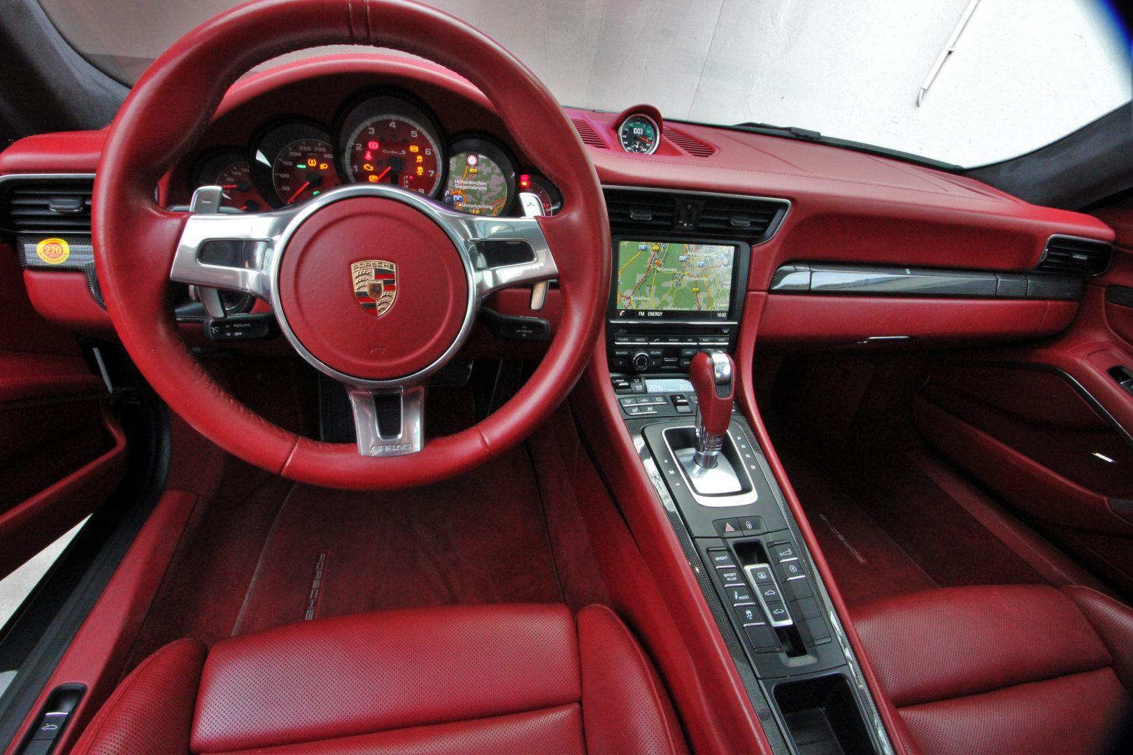 AIL Porsche 911 991 Turbo S  5