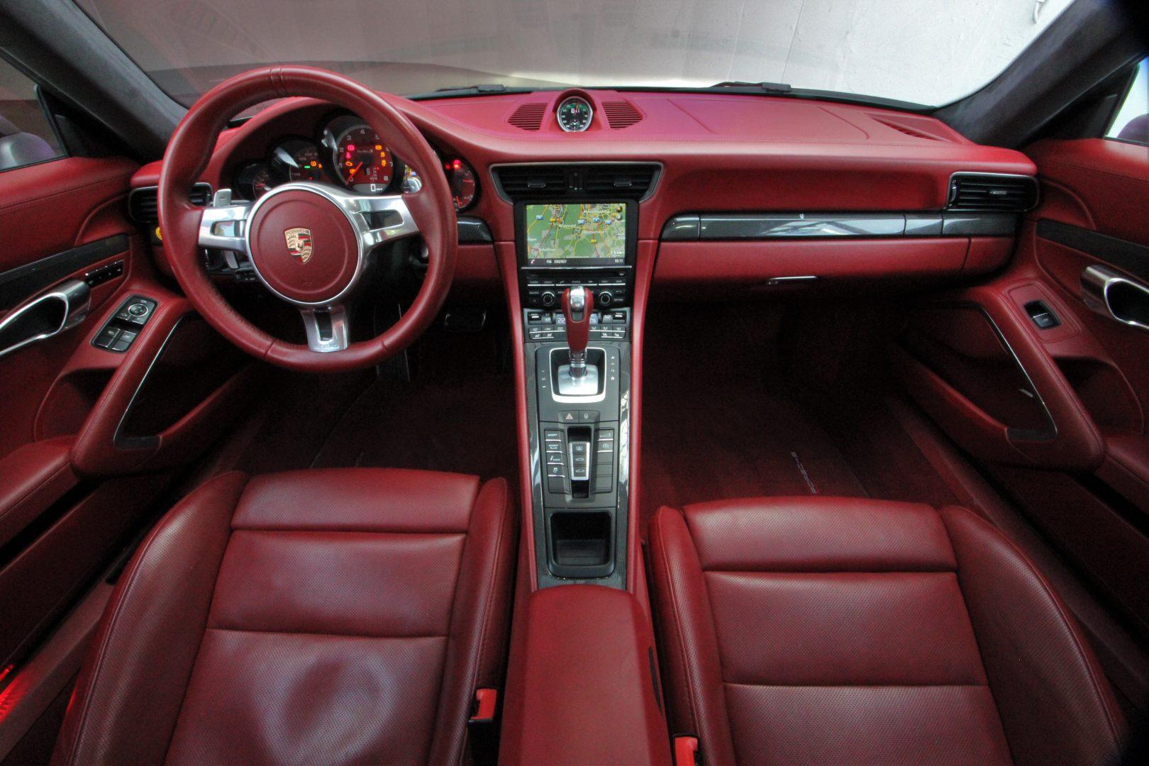 AIL Porsche 911 991 Turbo S  9