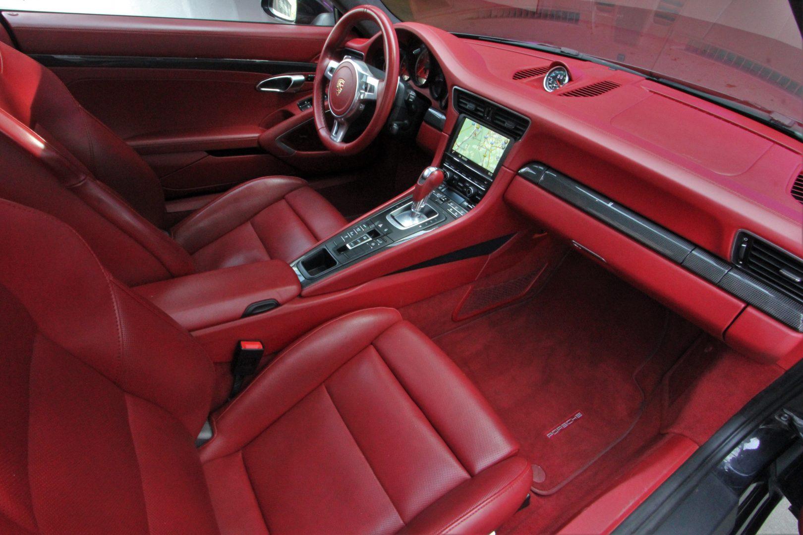 AIL Porsche 911 991 Turbo S  8