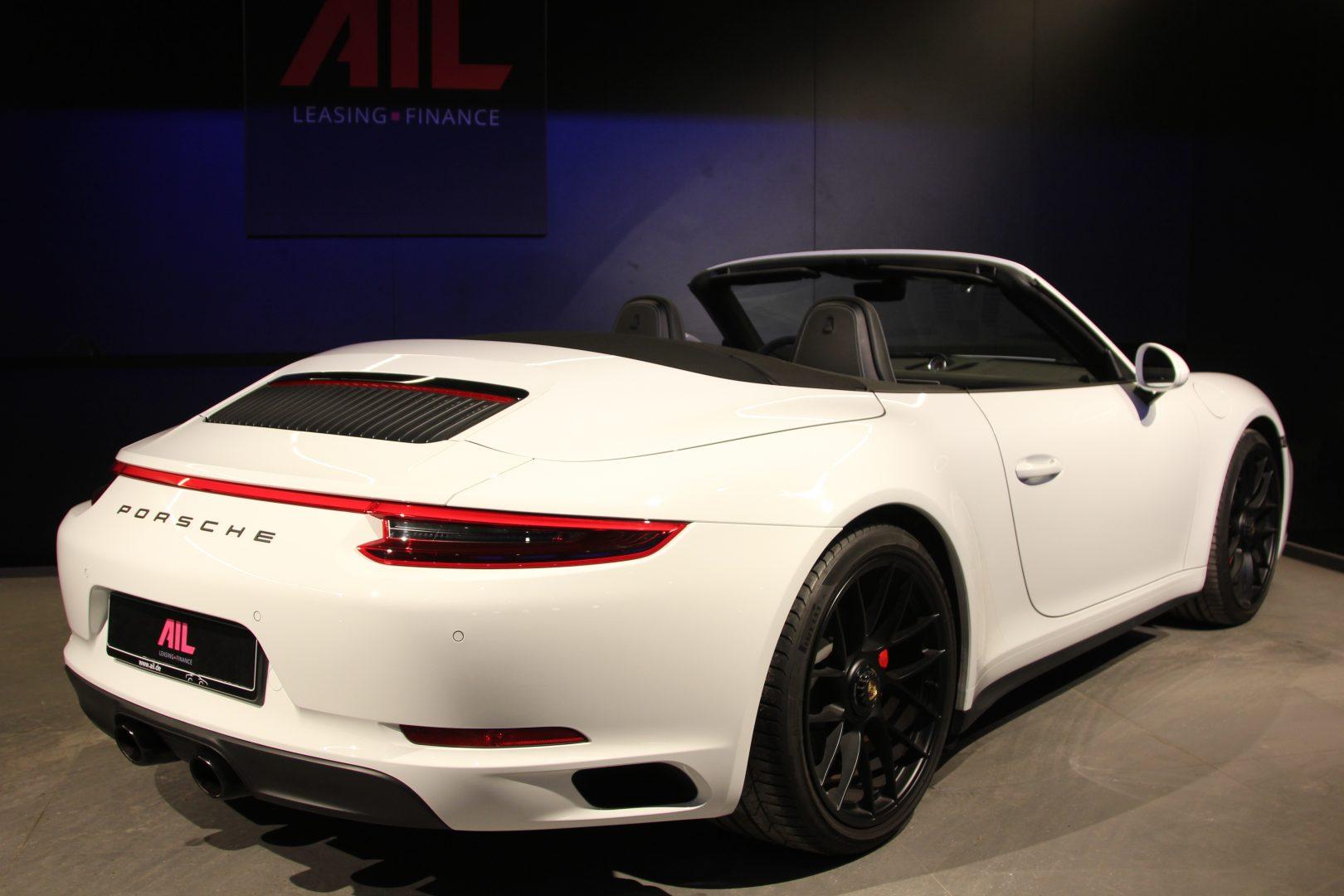 AIL Porsche 911 991 Carrera 4 GTS  2