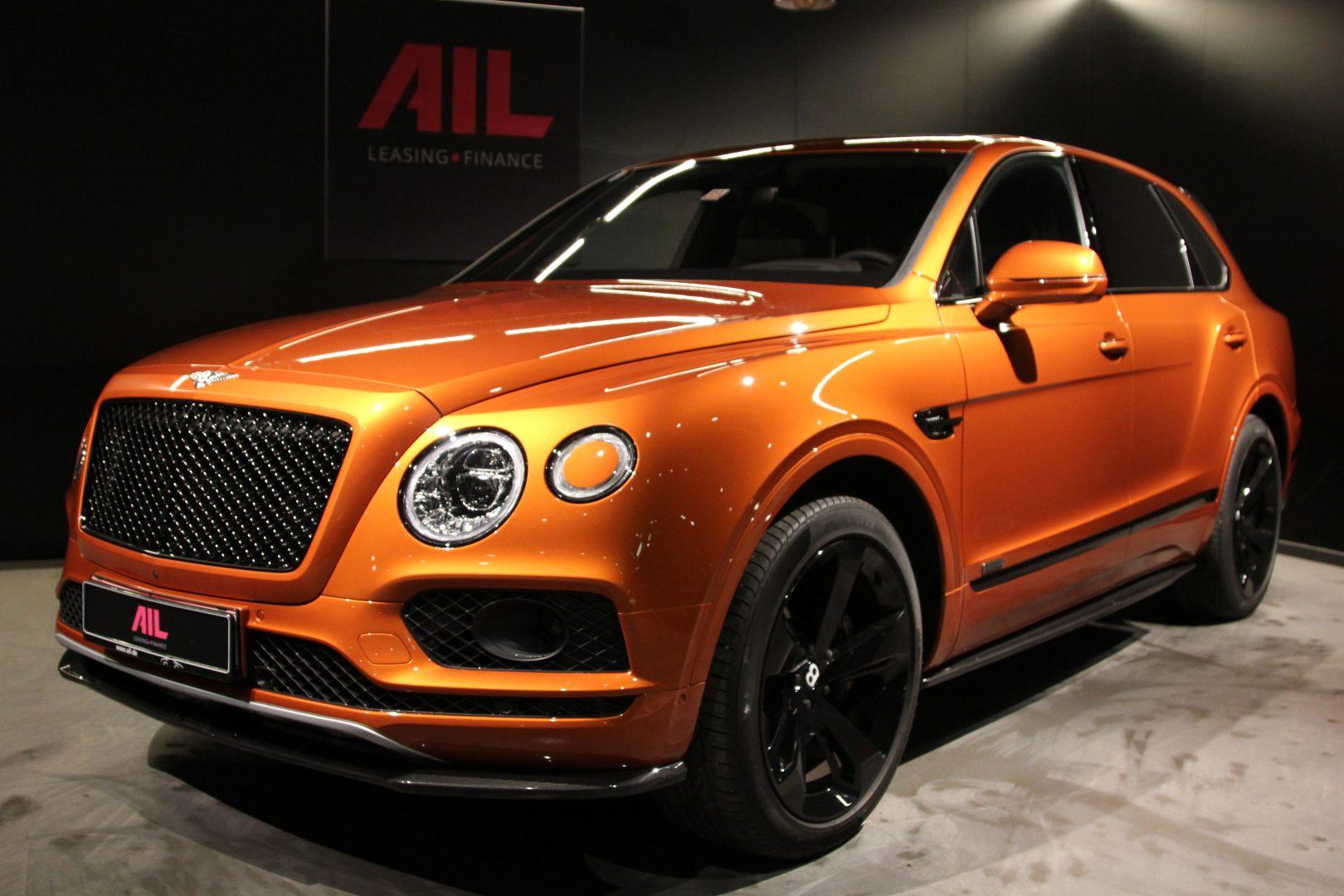 AIL Bentley Bentayga RSE Carbon Paket V8 14