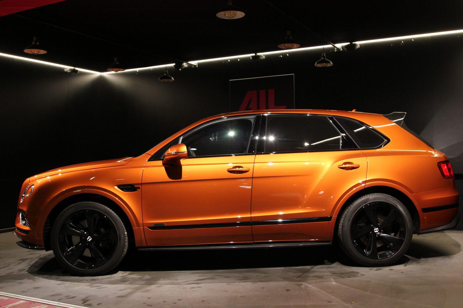 AIL Bentley Bentayga RSE Carbon Paket V8 7