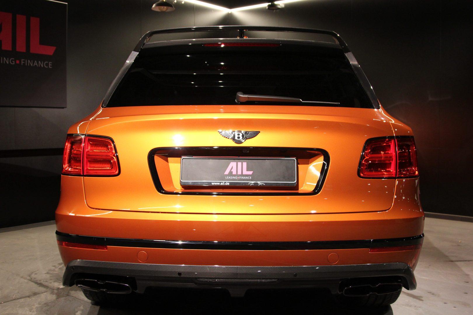 AIL Bentley Bentayga RSE Carbon Paket V8 1
